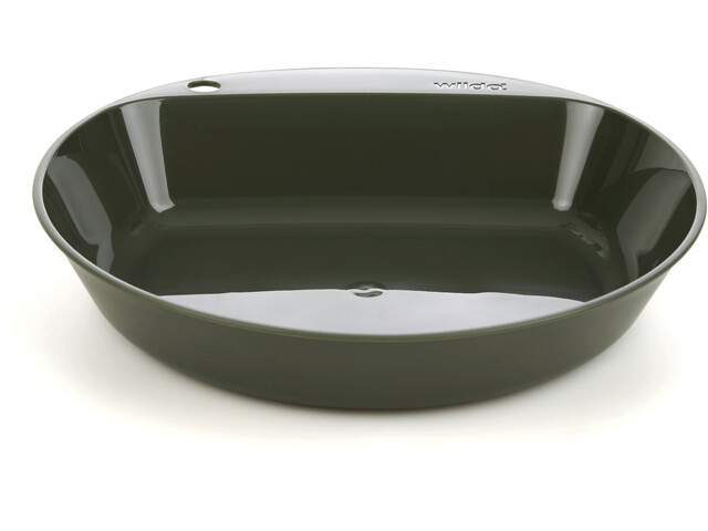 Wildo Camper Plate Deep - olive